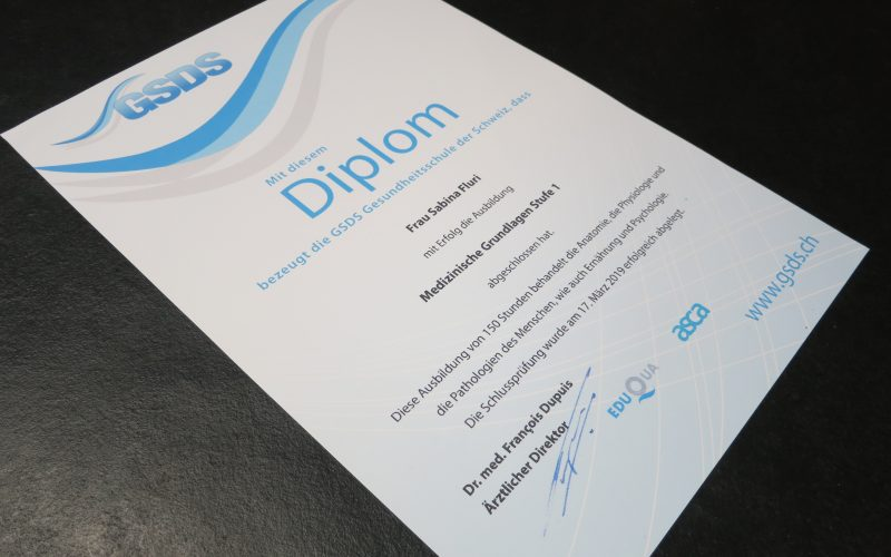 Diplom Medizinische Grundlagen