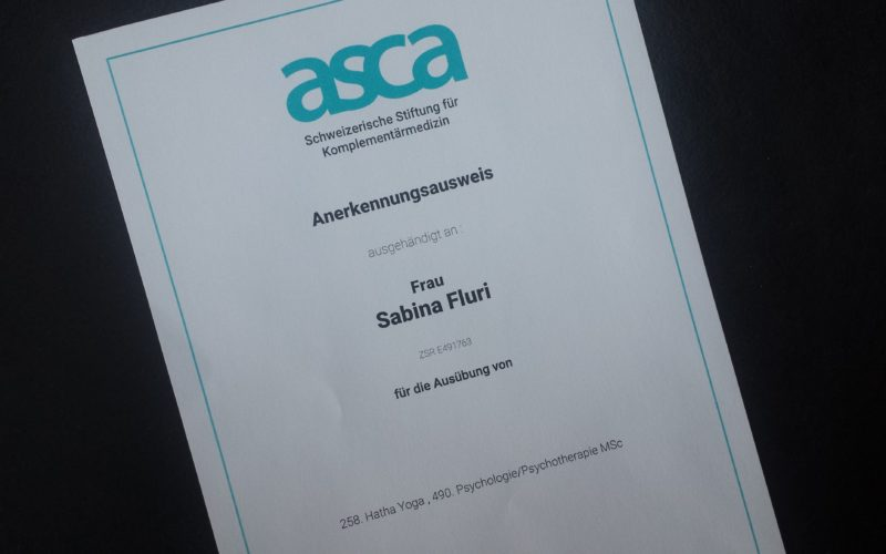 asca-Anerkennung